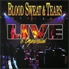 BLOOD SWEAT & TEARS Live & Improvised album cover