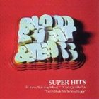 BLOOD SWEAT & TEARS Super Hits album cover