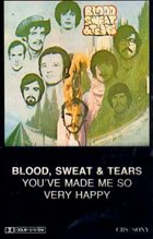 BLOOD SWEAT & TEARS You've Made Me So Very Happy album cover