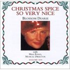 BLOSSOM DEARIE Christmas Spice So Very Nice album cover