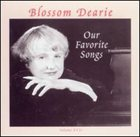 BLOSSOM DEARIE Our Favorite Songs album cover