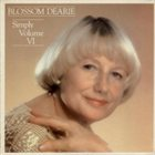 BLOSSOM DEARIE Simply album cover