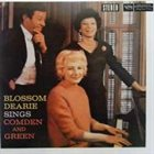 BLOSSOM DEARIE Sings Comden and Green album cover