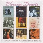 BLOSSOM DEARIE The Complete Recordings 1952-1962 album cover