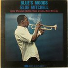 BLUE MITCHELL Blue's Moods album cover