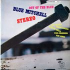 BLUE MITCHELL Out of the Blue album cover