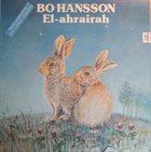BO HANSSON El-Ahrairah (aka Music Inspired By Watership Down) album cover