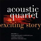 BOB BERG Acoustic Quartet ‎: Exciting Story album cover
