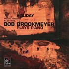 BOB BROOKMEYER Holiday album cover