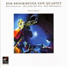 BOB BROOKMEYER Paris Suite album cover