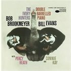 BOB BROOKMEYER The Ivory Hunters: Double Barrelled Piano album cover