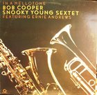 BOB COOPER Bob Cooper And Snooky Young Sextet Featuring Ernie Andrews ‎: In A Mellotone album cover