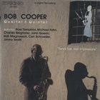 BOB COOPER Quartet & Quintet : Tenor Sax Jazz Impressions album cover