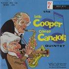 BOB COOPER The Bob Cooper - Conte Candoli Quintet album cover