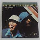 BOB DOROUGH Bob Dorough & Bill Takas  :  Beginning To See The Light album cover