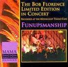 BOB FLORENCE Funupsmanship album cover