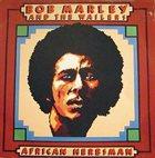 BOB MARLEY Bob Marley & The Wailers : African Herbsman album cover