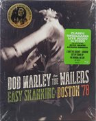 BOB MARLEY Bob Marley & The Wailers ‎: Easy Skanking In Boston '78 album cover