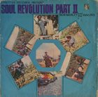 BOB MARLEY Bob Marley And The Wailers : Soul Revolution Part II (aka Soul Revolution) album cover