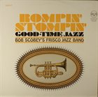 BOB SCOBEY Rompin' Stompin' Good-Time Jazz album cover