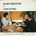 BOBBY BRADFORD Volume One (with John Stevens and The Spontaneous Music Ensemble) album cover