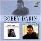 BOBBY DARIN You're the Reason I'm Living / I Wanna Be Around album cover