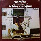 BOBBY ENRIQUEZ España album cover
