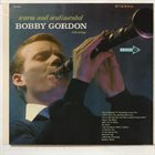 BOBBY GORDON (CLARINET) Warm and Sentimental album cover