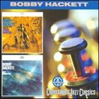 BOBBY HACKETT Bobby Hackett Plays Henry Mancini / Bobby Hackett Plays Bert Kaempfert album cover