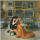 BOBBY HACKETT Don't Take Your Love From Me album cover
