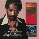 BOBBY HUTCHERSON Highway One/Conception/Un Poco Loco album cover