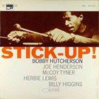 BOBBY HUTCHERSON Stick-Up! album cover