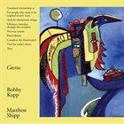 BOBBY KAPP Bobby Kapp & Matthew Shipp : Cactus album cover