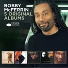 BOBBY MCFERRIN 5 Original Albums album cover