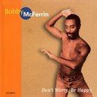 BOBBY MCFERRIN Don't Worry, Be Happy (aka Jazz Masters) album cover
