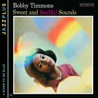 BOBBY TIMMONS Sweet And Soulful Sounds + Born To Be Blue album cover