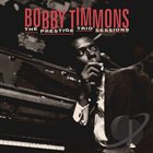 BOBBY TIMMONS The Prestige Trio Sessions album cover