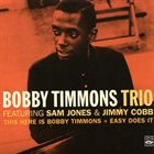 BOBBY TIMMONS This Here Is Bobby Timmons: Easy Does It album cover