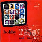 BOBBY TROUP And His Trio album cover