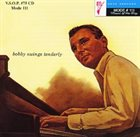 BOBBY TROUP Bobby Swings Tenderly (aka Piano Magic) album cover