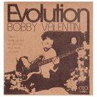 BOBBY VALENTIN Evolution album cover