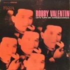 BOBBY VALENTIN Let's Turn On: Arrebatarnos album cover