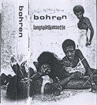 BOHREN & DER CLUB OF GORE Langspielkassette album cover