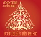 BOHUSLÄN BIG BAND Good Time Christmas album cover
