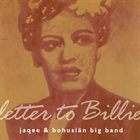 BOHUSLÄN BIG BAND Letter to Billie album cover