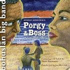 BOHUSLÄN BIG BAND Porgy & Bess album cover