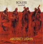 BOILERS QUARTET Abstract Lights album cover