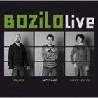 BOJAN Z (BOJAN ZULFIKARPAŠIĆ) BOZILO Live (Bojan Z, Karim Ziad, Julien Loureau) album cover