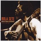 BOLA SETE Live At Grace Cathedral album cover
