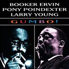 BOOKER ERVIN Gumbo! album cover